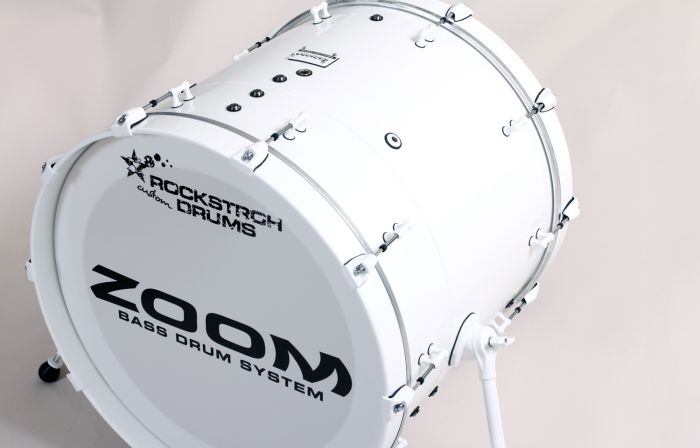 Zoom Bass Drum System